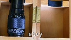 Ww 2 1943 Us Navy Spy Glass, Spotting Scope 16 X Mark 2 Excellent
