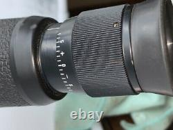Zeiss 40x60 Straightline Spotting Scope With Swivel Mount, Prepared For Tripod B