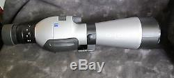 Zeiss Diascope 20-60x85mm T FL Spotting Scope withCase, Germany