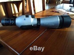 Zeiss Diascope 85 T FL (20 60x85 mm) with neoprene case