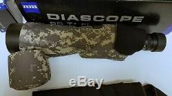 Zeiss Diascope 85 T FL Spotting Scope with 20-60x eyepiece & original boxes