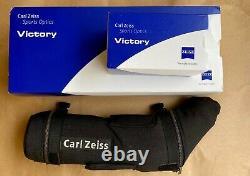 Zeiss Victory Diascope 65 T FL (15 56x65 mm) Spotting Scope + Case