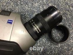 Zeiss Victory Diascope 85 T FL 20-60x Eyepiece Spotting Scope Angled