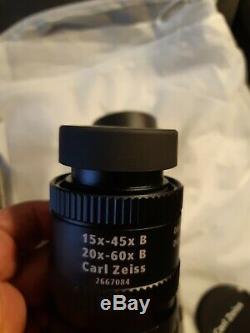 Zeiss diascope 85 T FL 20-60x85